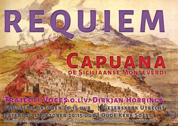 Requiem van Capuana, oktober 2015