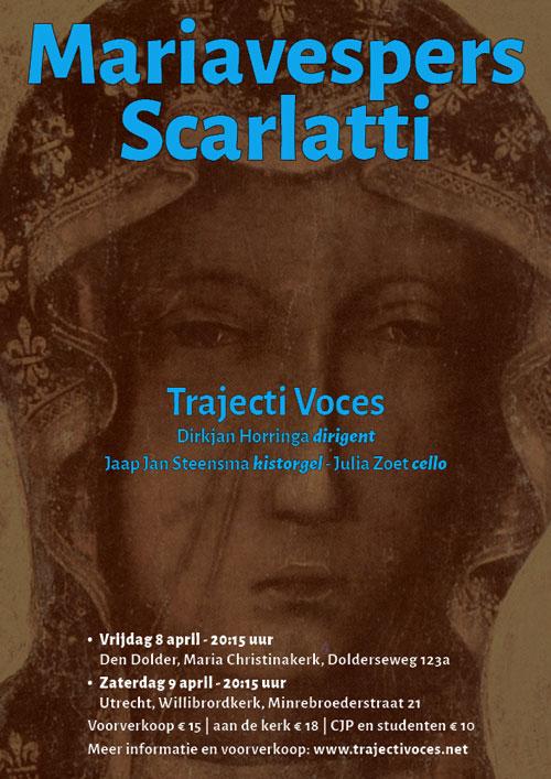 Mariavespers van Scarlatti